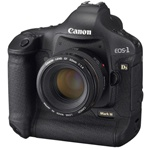 Canon EOS 1Ds Mark III Full-Frame Digital SLR Camera