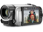 Canon FS21 Dual Flash Memory Camcorder