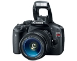 Canon EOS Rebel T2i APS-C Digital Camera (Body Only)