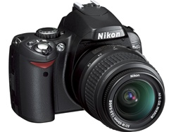 Nikon D40 Outfit (with Nikkor 18-55mm Lens)
