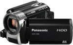Panasonic SDR-H80 Digital Hard Drive Camcorder